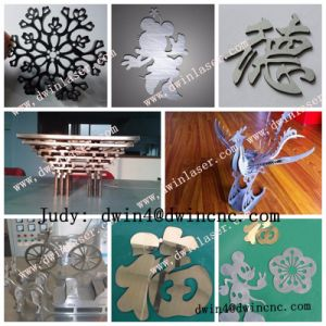 Stainless Carbon Steel Metal/Non Metal CO2 Laser Cutting Machine Price pictures & photos