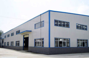 Steel Framed Warehouse (SC-005) pictures & photos