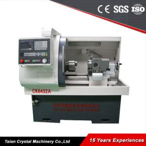 CNC Horizontal Lathe Sinumerik 828 Lathe Machine Specification Ck6432A pictures & photos