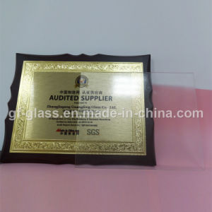 China Manufacturer of 3.2mm Solar Tempered Glass