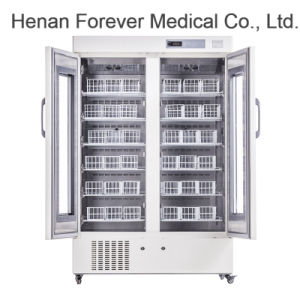 2-8 Degree Digital Display Blood Bank Refrigerator pictures & photos