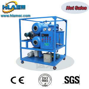 Leybold Vacuum Pump Double Vacuum Transformer Oil Purifier pictures & photos