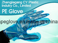 Transparent Disposable Poly Gloves pictures & photos