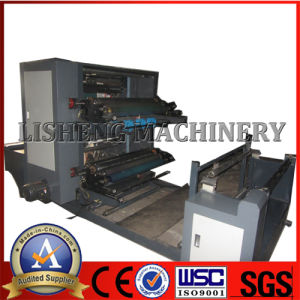 < Lisheng> High Speed Double Colors Printing Machines pictures & photos