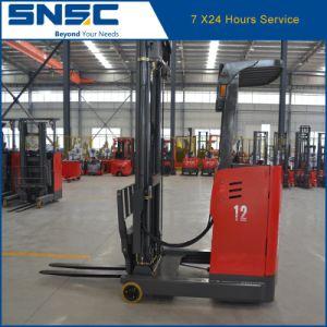 Snsc 1.2 Ton Reach Truck pictures & photos