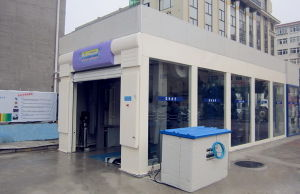 Tunnel Car Wash Machine, High Pressure, Fast Speed pictures & photos