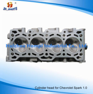 Engine Parts Cylinder Head for GM/Chevrolet Spark 1.0 Matizii/Kalos/Aveo B10s1/B10s1a/B10s1c pictures & photos