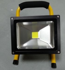 220V 50W 4400mAh Rechargeable Floodlight pictures & photos