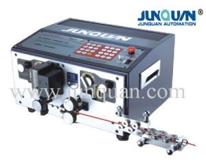 Automatic Cable Cutting and Stripping Machine (ZDBX-4) pictures & photos