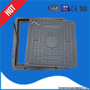En124 Composite Square Manhole Cover with Frame pictures & photos