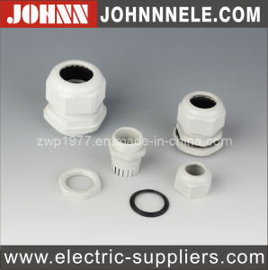 Electronic Pg Cable Glands and Connectors pictures & photos