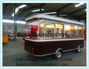 Juice Kebab Van European Standard Food Truck pictures & photos