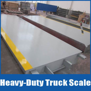 40 Ton Weighbridge Car Scale pictures & photos