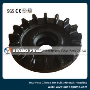 Sdam028 High Chrome Alloy Metal Slurry Pump Parts Expeller pictures & photos