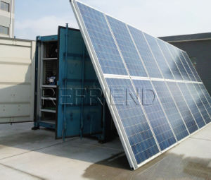 Solar Power 20′ Containerized Cold Room pictures & photos