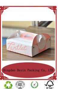 White Paper Cake Box for Gift
