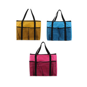 Multi-Function Tote Picnic Cooler Bag for Customized