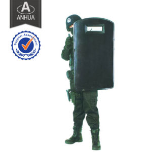 High Quality Police Handheld Bulletproof Shield pictures & photos