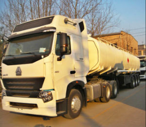 HOWO A7 6X4 420HP Heavy Duty Tractor Truck pictures & photos