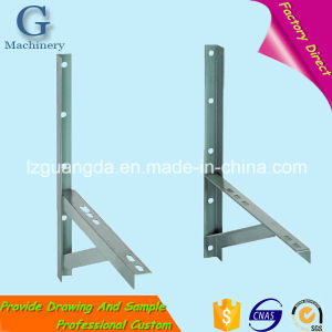 Sheet Metal Bending Parts of Air Conditioner Bracket pictures & photos