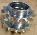 High Quality Motorcycle Sprocket/Gear/Bevel Gear/Transmission Shaft/Mechanical Gear132 pictures & photos