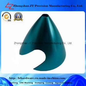 Aluminum CNC Machining for Plane Model (LZ112)