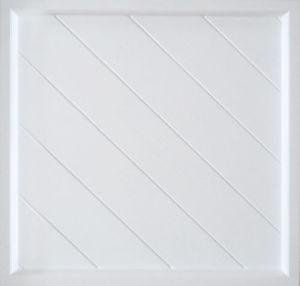Milk FRP Tile Look 3D Waterproof Wall Panel pictures & photos