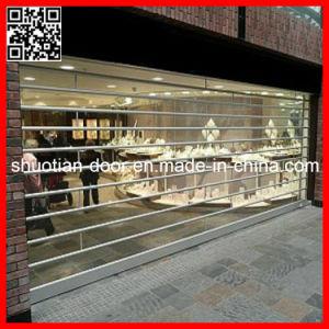 Guangzhou Shop Plastic Transparent Roller Shutter (ST-004) pictures & photos