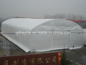 4070 Large PVC/PE Warehouse Storage Tent with Steel Frame pictures & photos