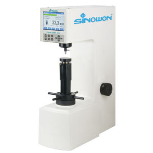 Touch Screen Durometer Superficial Rockwell Hardness Tester (SHR-45D) pictures & photos