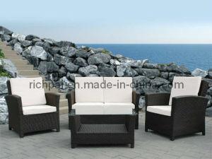 Outdoor Rattan Sofa (BR08)