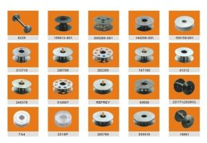 Industrial Sewing Machine Spare Parts (BOBBINS))