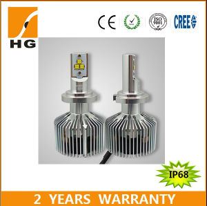 H7 LED Hi Low Beam 35W Philips LEDs Headlight Bulb pictures & photos