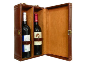 Hot Selling Wooden Box for Wine Bottle
