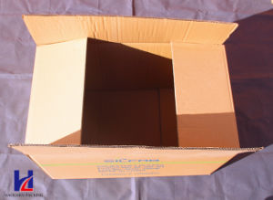 Cheap and Good Quality Packaging Folding Storage Corrugated Carton Box pictures & photos
