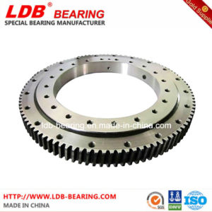 Single-Row Four Point Contact Ball Slewing Bearing External Gear 9e-1b22-0422-0618 pictures & photos