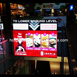 Waterproof LED Backlit Light Source of Outdoor Advertising Light Box LED Used Outdoor Sign Outdoor Light Box