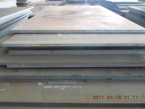Low Alloy / High Strength Steel Plate Q345A (16Mn) pictures & photos