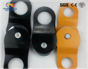 High Quality Painted Color Alloy Steel 8t Snatch Block pictures & photos