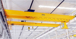 Double Girder Workshop Overhead Crane 5t pictures & photos