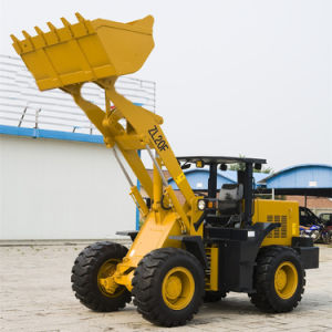 China Hot Sale 2.0ton Front Wheel Loader pictures & photos