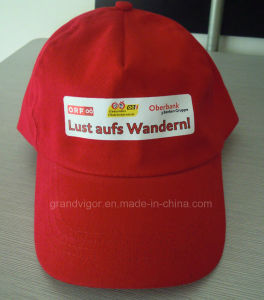 5 Panels Polyester Promotion Cap with Custom Printing Logo pictures & photos