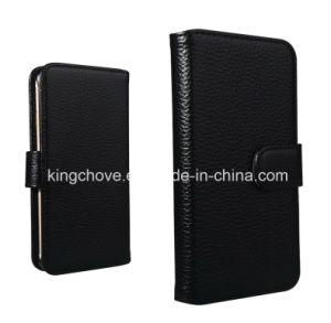 Promotion and Good Quality Leather for iPhone 6 Case (KCI32) pictures & photos