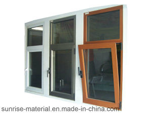 Aluminium Profile for Tilt Windows pictures & photos