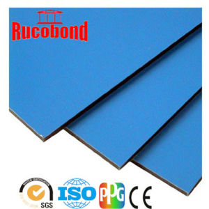 Building Material Cladding Wall Aluminum Sheet Acm (RCB1003H) pictures & photos
