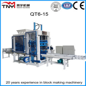 Automatic Block Making Machine (QT6-15) pictures & photos