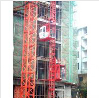 4 Tons- High Quality Sc200/200 Construction Material Hoist Made in China pictures & photos