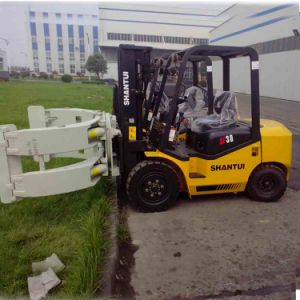3 Ton Diesel Forklift Truck Price pictures & photos