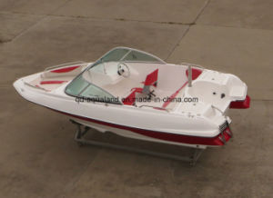 China Aqualand 17feet 5.2m Fiberglass Speed Boat/Sports Power Boat (170) pictures & photos
