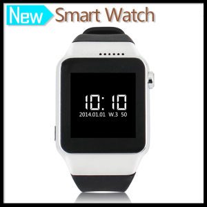 Unique Smart Watch Support GPS FM SMS Wristwatch Camera Mobile Phone Watch S39 pictures & photos